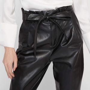 NWT current Elliott leather stiletto !!